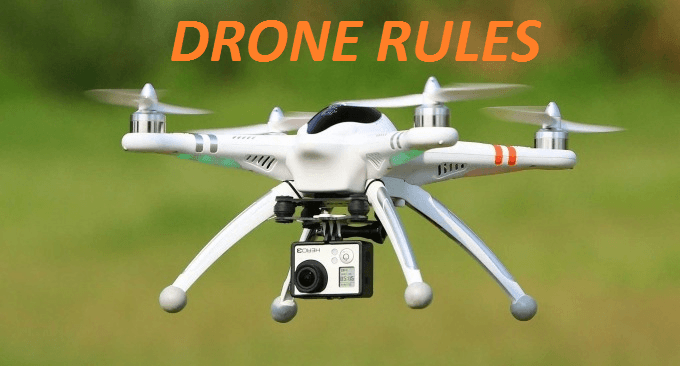 Top 10  Drone Rules – Ireland