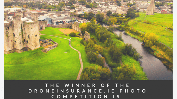 The Winner Of Droneinsurance.ie Photo Competition Is
